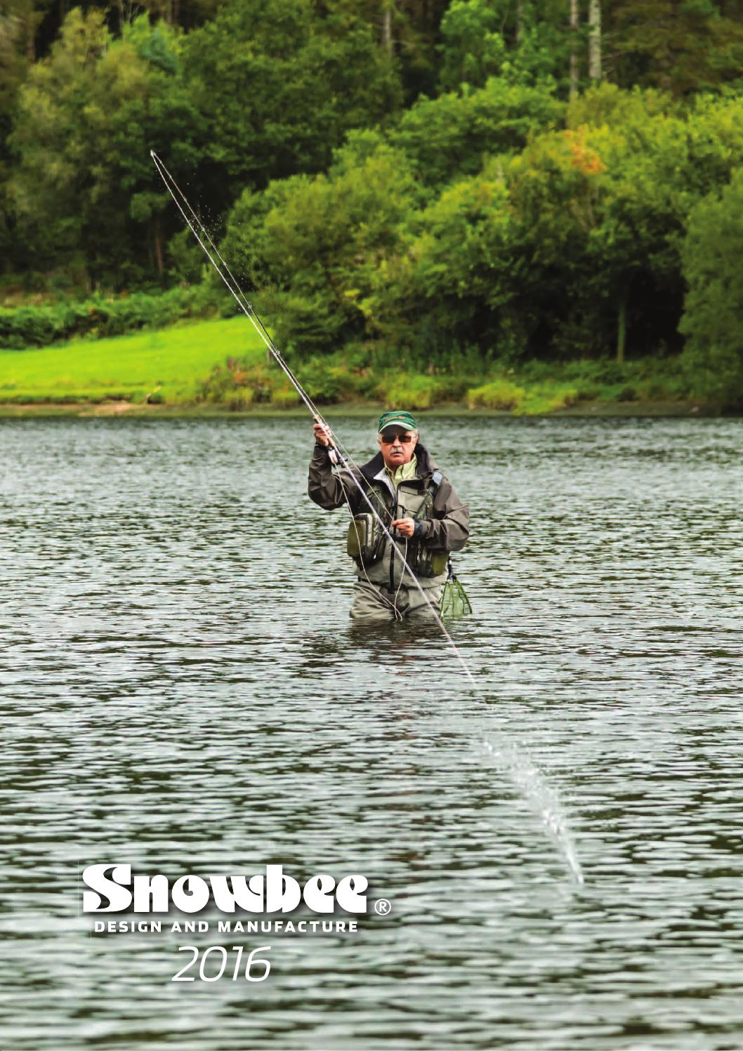 snowbee fly fishing catalogue 2016 by snowbee uk ltd issuu