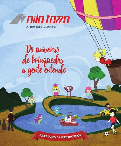 Catalogo brinquedos 2016 by Nilo Tozzo   Cia Ltda - issuu 6217c7978610c