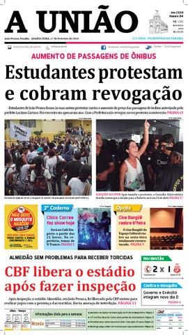 4fc5129fda45b Jornal A União 17 02 16 by Jornal A União - issuu