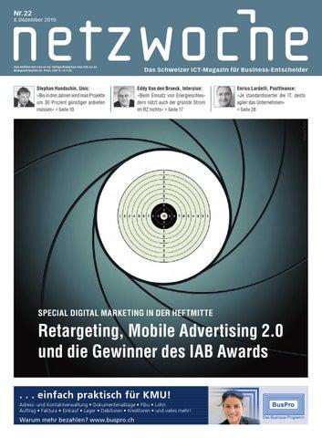by Netzmedien Netzwoche 22 issuu 2010 F1lKJ3Tc