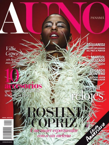 d9a57cd374 Revista A UNO Febrero Marzo 2016 by revistaaunopanama - issuu