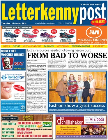 a93728ab00a1ea Letterkenny post 18 02 16 by River Media Newspapers - issuu