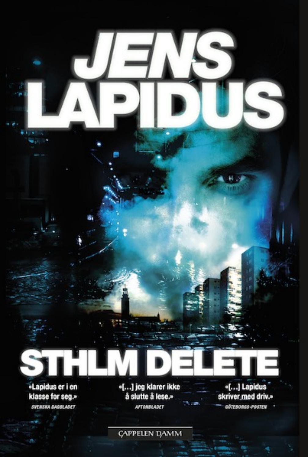 e2e2bcfb1 Jens Lapidus STHLM DELETE by Cappelen Damm AS - issuu