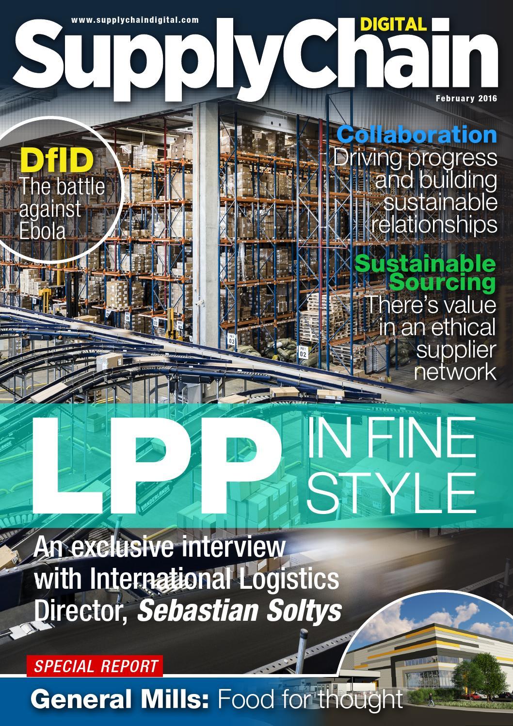 Supplychain Digital magazine – February 2016 by Supply ...