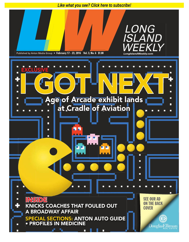 S Arcade Aviation Long Island Feb