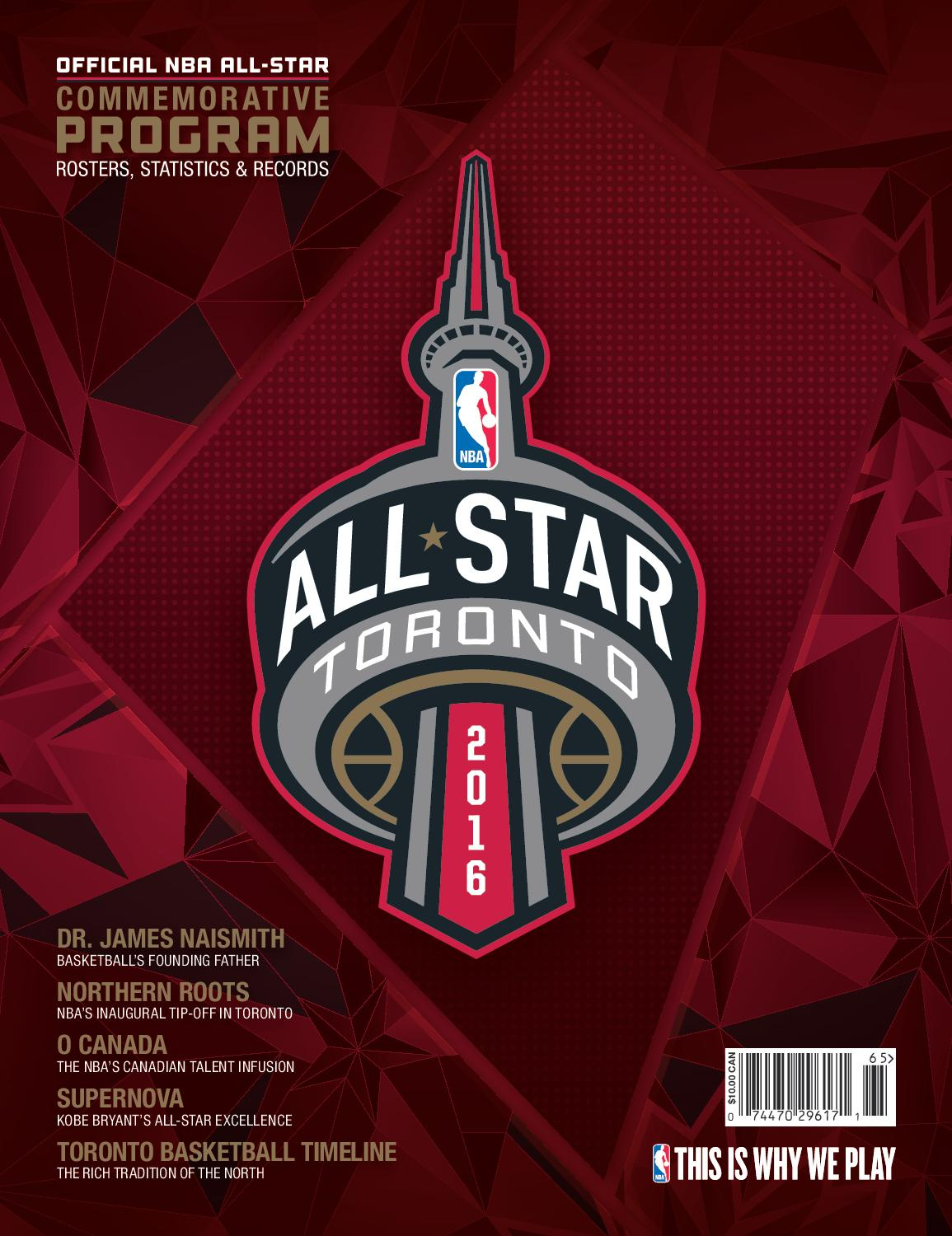 e043fe3fe57d9b 2016 NBA ALL-STAR by HOOP - issuu