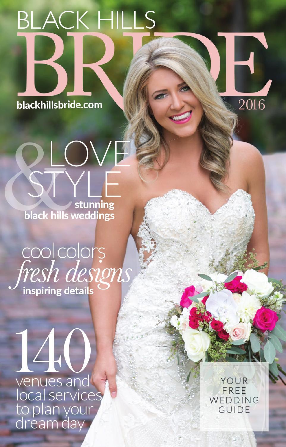 2016 Black Hills Bride by Evergreen Media - issuu