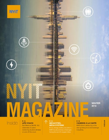NYIT Magazine Winter 2016 by NYIT Magazine - issuu