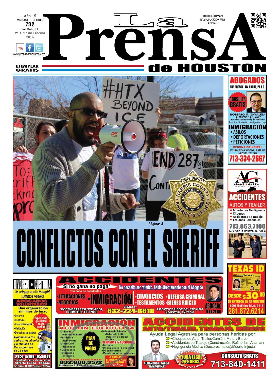 Edicion732 by La Prensa de Houston - issuu
