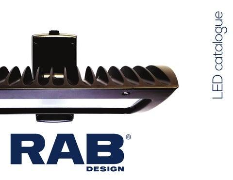 Rab Led Mini Catalogure 2017 By Advantek Lighting