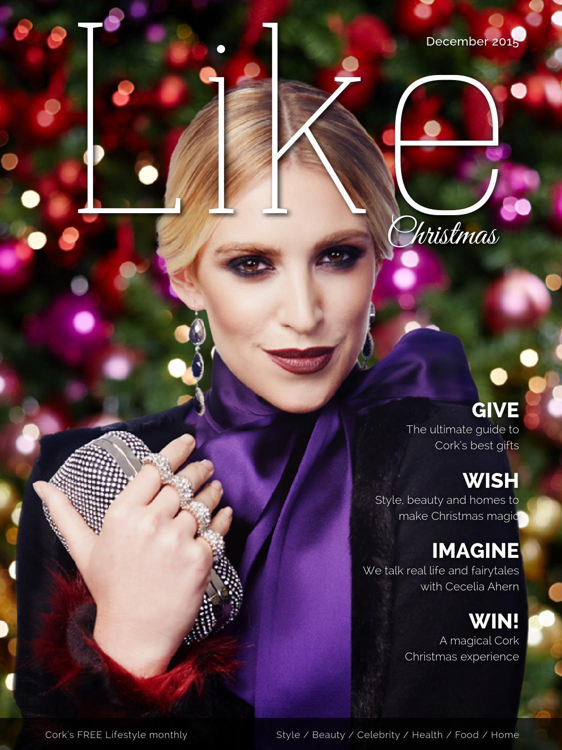 a97cf4dba26 Like magazine, December 2015 by Carolyn Moore - issuu