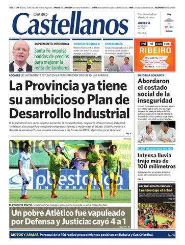 Diario Castellanos 18 02 by Diario Castellanos - issuu cd804e17f39