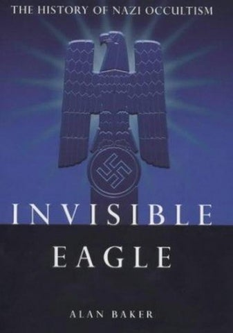 Alan Baker Invisible Eagel By Mach4c Issuu