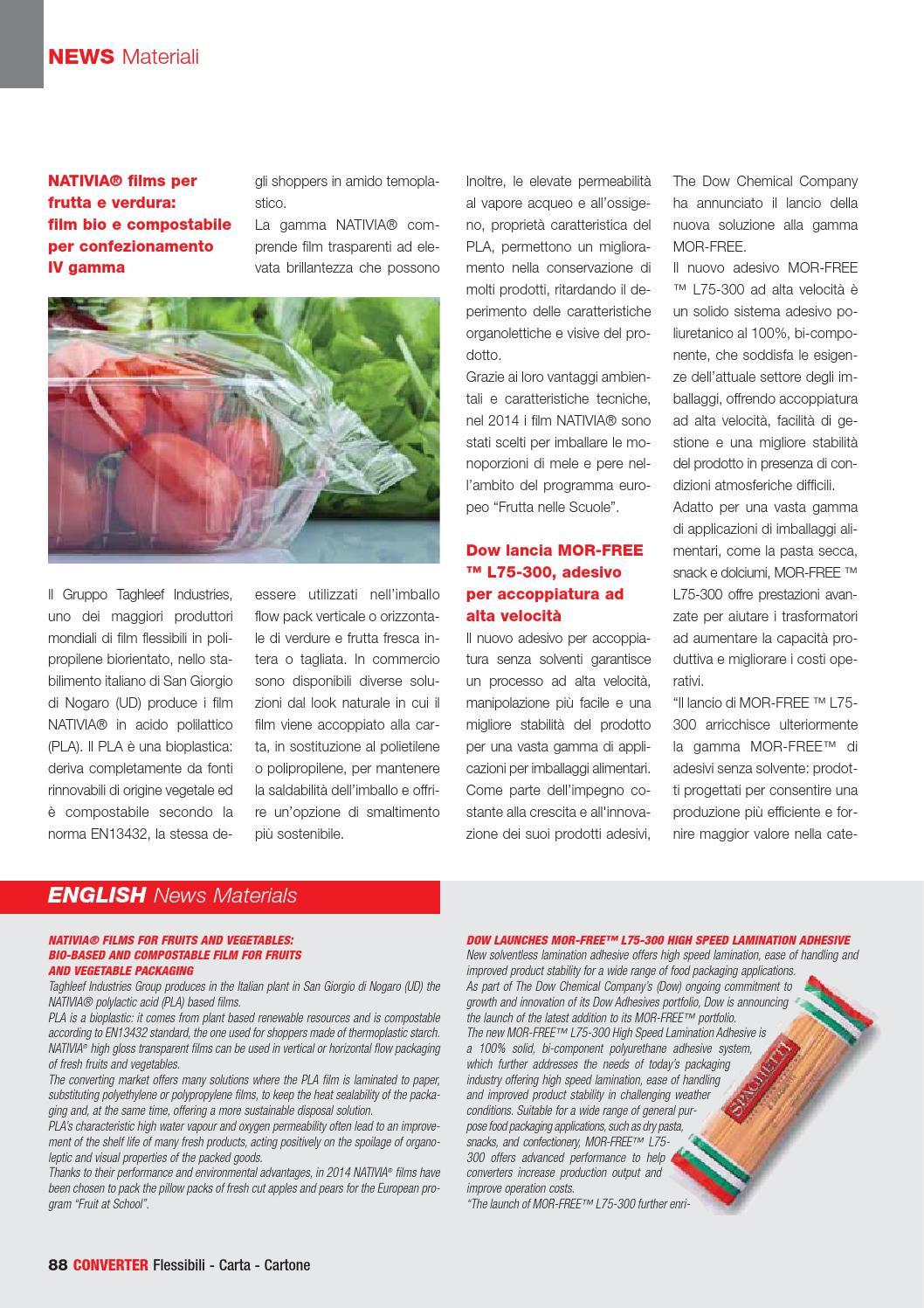 Converter-Flessibili-Carta-Cartone january/february 2016 by