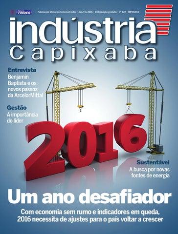1b3192a0059 Revista Indústria Capixaba n° 322 by Sistema Findes - issuu