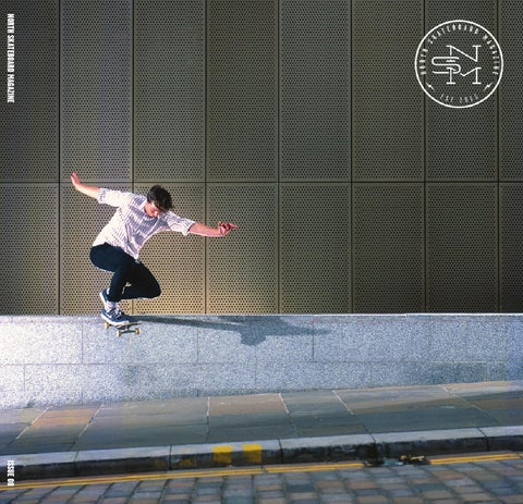 771fe5f9dd1d North Skateboard Magazine Issue 08 by Graham Tait - issuu