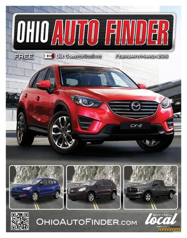 Ohio Auto Finder - February/March 2016 by GateHouse Media ...