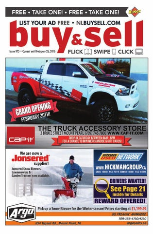 452a1bc489e6 The Buy   Sell Magazine Issue 975 by NL Buy Sell - issuu