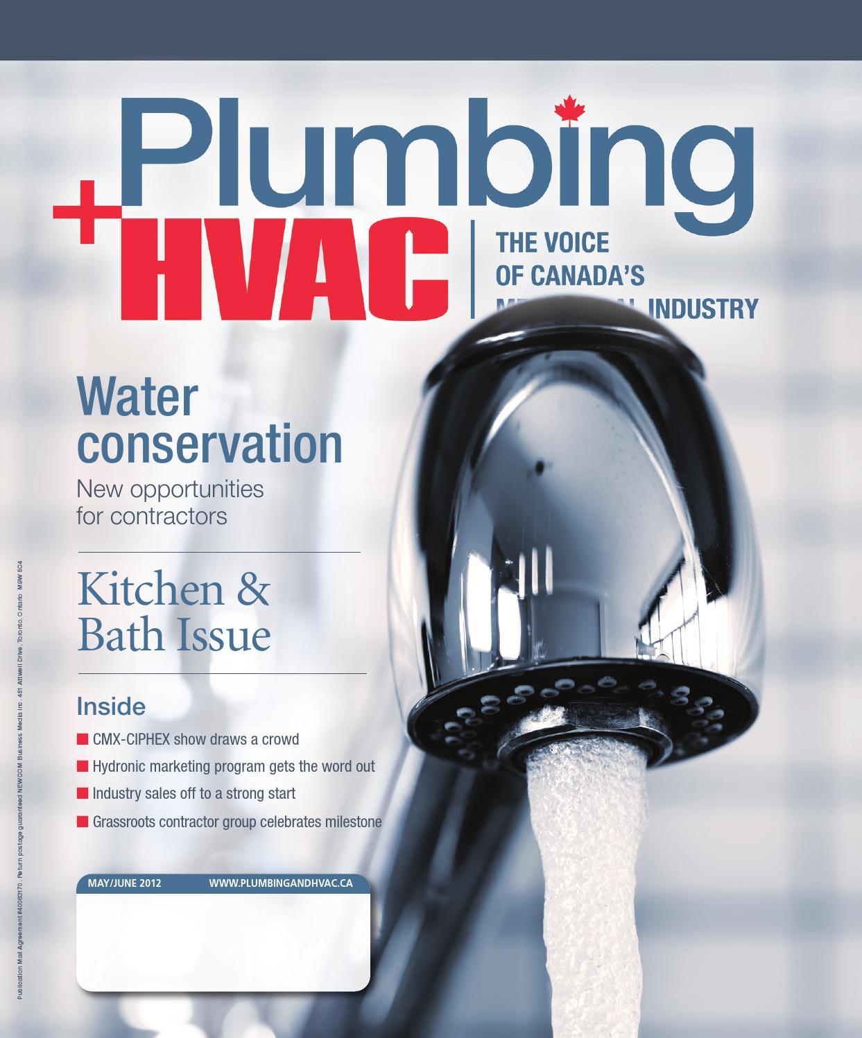 May/June 2012 by Plumbing and HVAC - issuu
