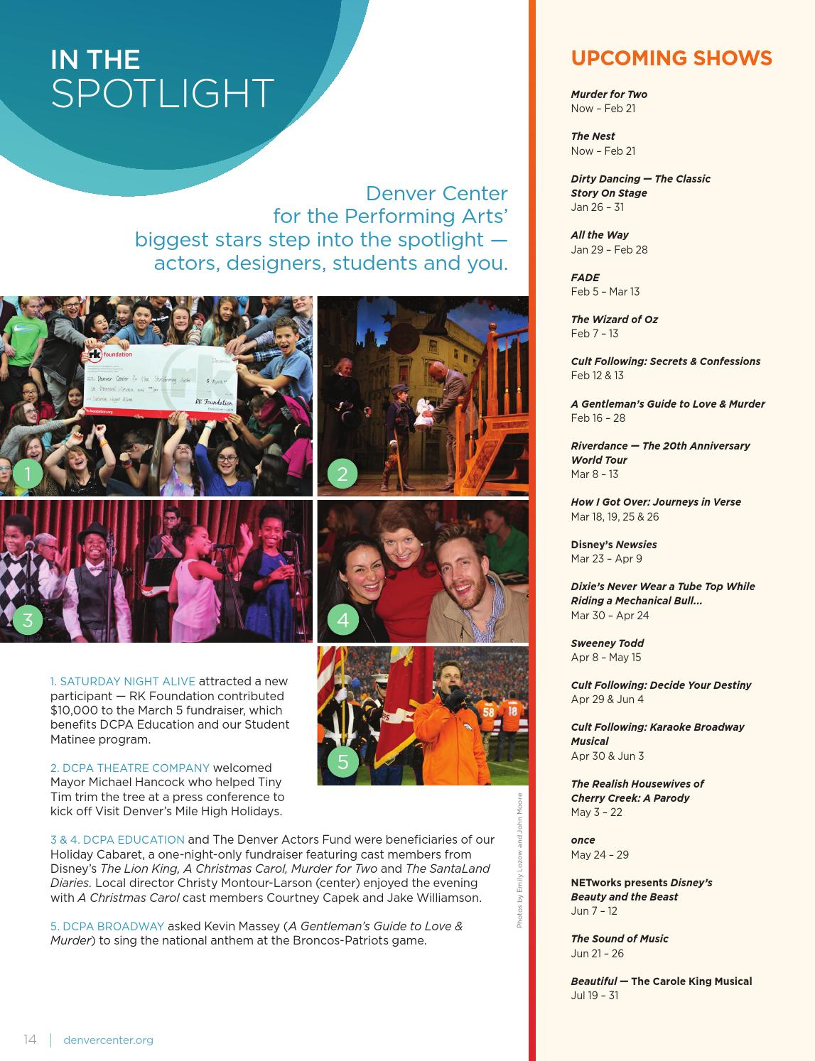Applause Magazine, Feb  7-13, 2016 by The Publishing House