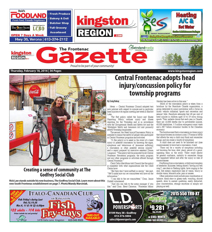 Frontenac 0218 by metroland east frontenac gazette issuu fandeluxe Images