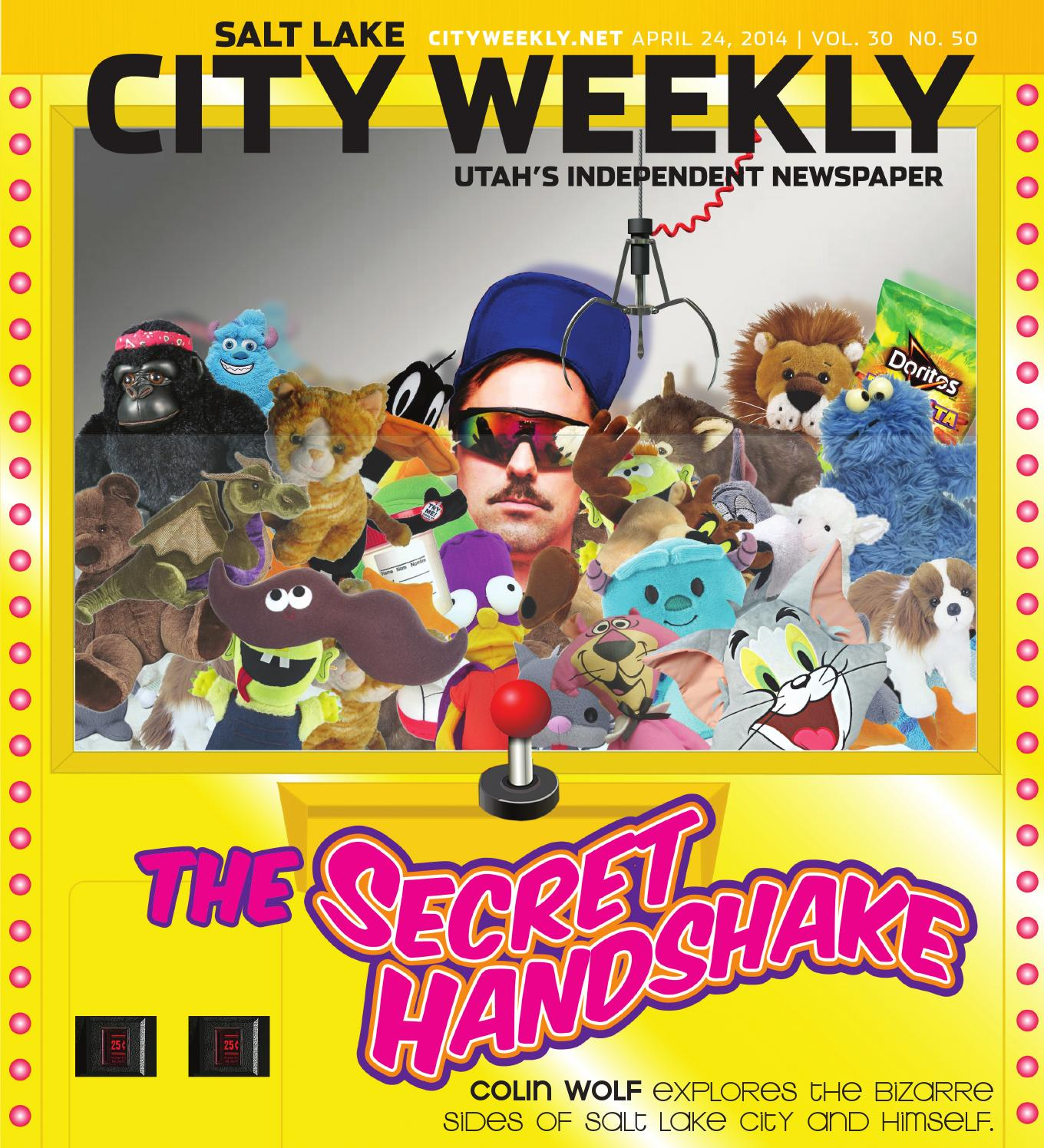 City Weekly Apr 24 2014 By Copperfield Publishing