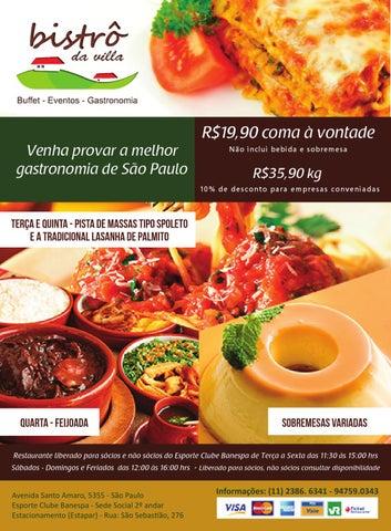Flyer Restaurante By Priscilla Mendes Issuu