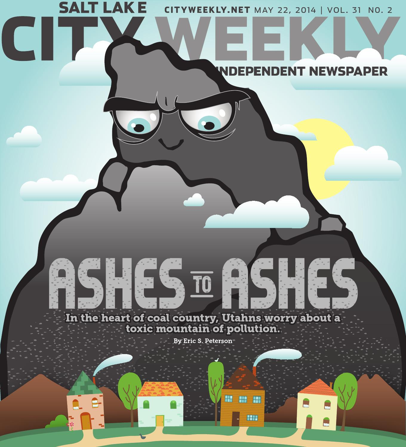 City Weekly May 22, 2014 by Copperfield Publishing - issuu