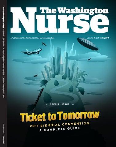 Washington Nurse - Spring 2011 by WSNA - issuu