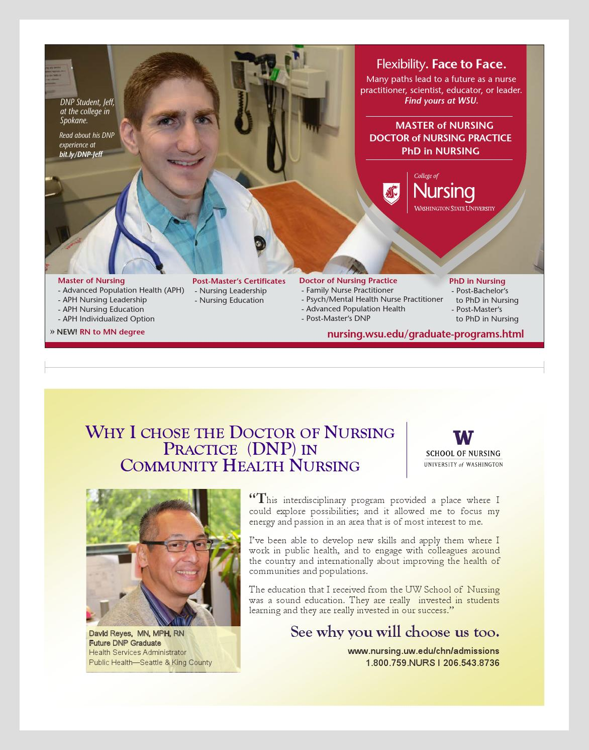 Washington Nurse - Summer 2014 by WSNA - issuu