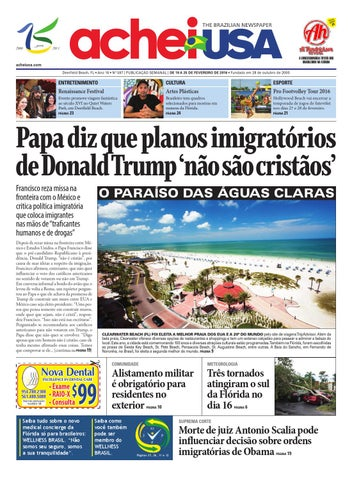 a31ebe23f1 AcheiUSA 597 by AcheiUSA Newspaper - issuu