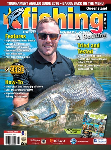 2a945a4461d18 Queensland Fishing Monthly - February 2016 by Fishing Monthly - issuu