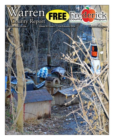 Late February 2016 Warren and Frederick County Report by
