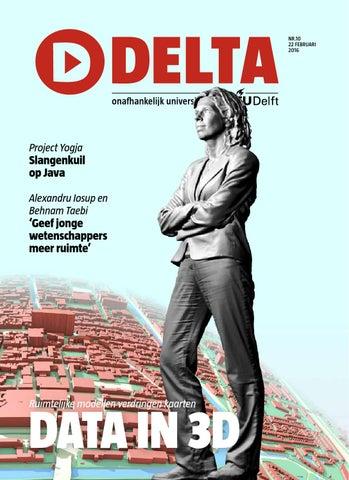 0a0e85aa592 Delta 10 by Delta en Delft Integraal/Delft Outlook - issuu