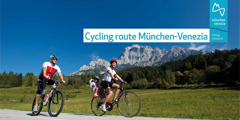 Roadbook cycleway MnchenVenezia english by Manuel Demetz issuu