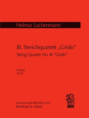 KM 2493 - Lachenmann, Grido by Breitkopf & Härtel - issuu