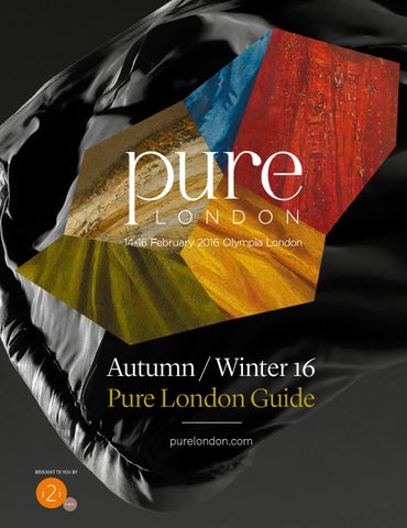 94f1ee3e6 Pure London - Show Guide by Pure London - issuu