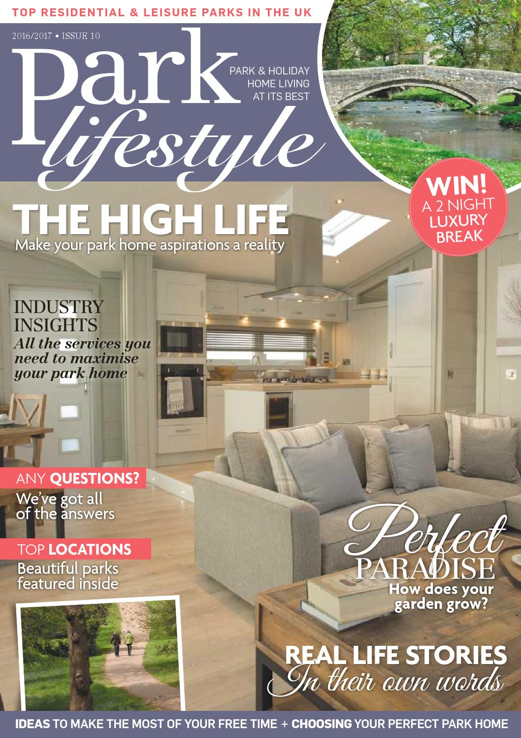 . Park lifestyle 2016 by KELSEY Publishing Ltd   issuu