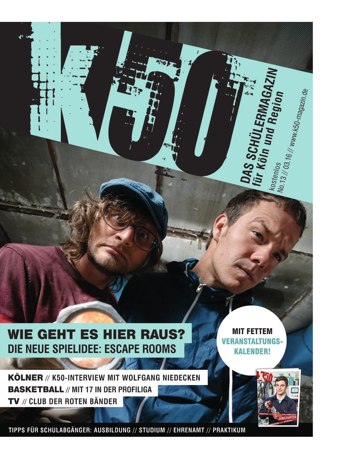 K50 März 2016 by Känguru Colonia Verlag - issuu