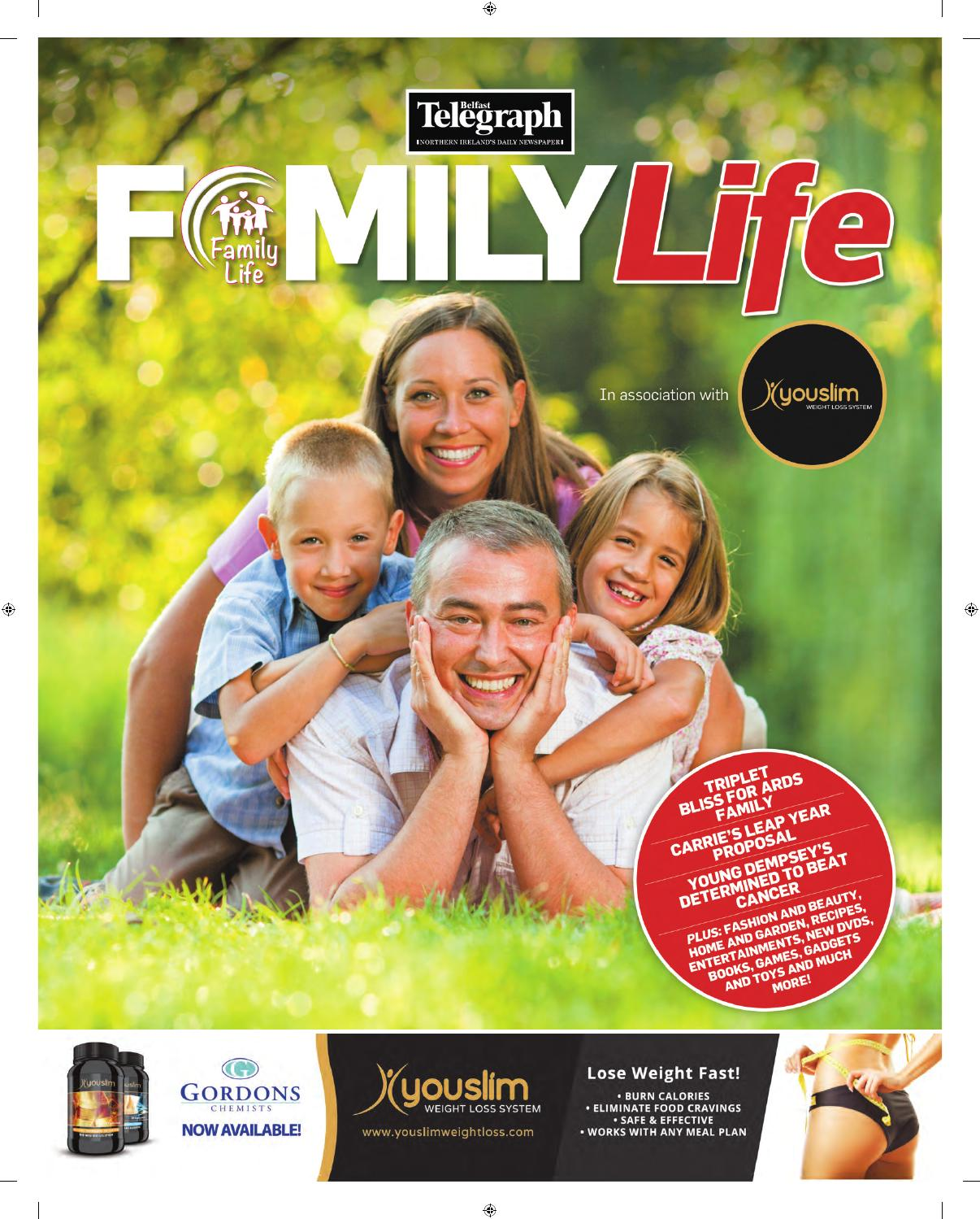 Family Life February 2016 By Belfast Telegraph Issuu Wallpaper Stiker Dinding Lux 5 23pr