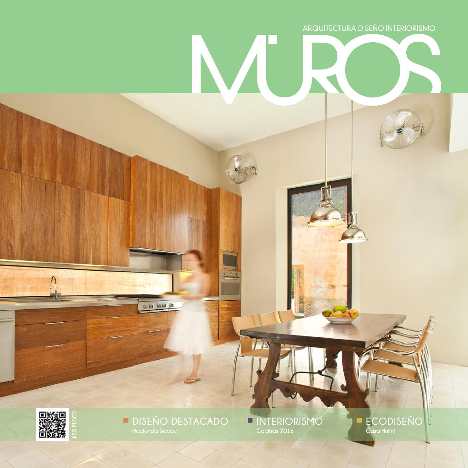 Edición 21 - Revista Muros Arquitectura Diseño Interiorismo by ...