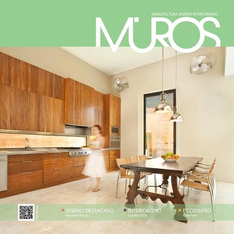Edici n 21 revista muros arquitectura dise o for Cocina definicion arquitectura