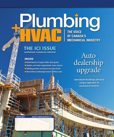 March 2013 by Plumbing and HVAC - issuu