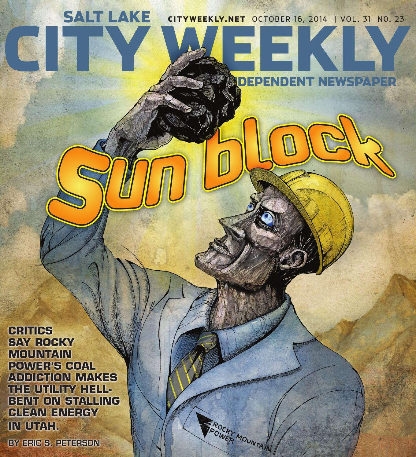 City Weekly Oct 16, 2014 by Copperfield Publishing - issuu