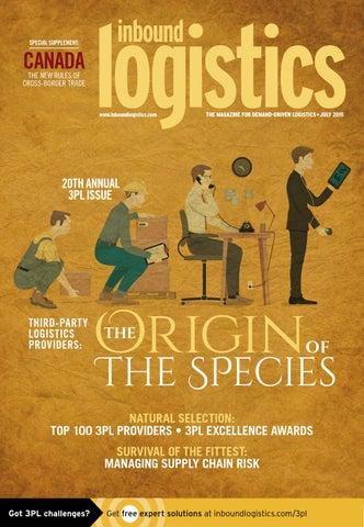 Inbound Logistics July 2015 by Inbound Logistics Magazine - issuu