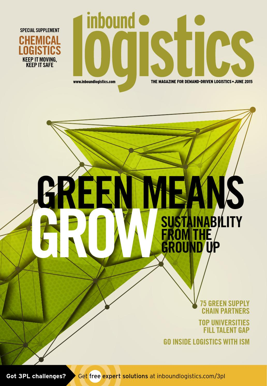 Inbound Logistics June 2015 by Inbound Logistics Magazine