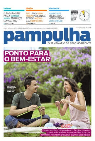 e1a6ce4dc Pampulha - Sábado, 23.7.2016 by Tecnologia Sempre Editora - issuu