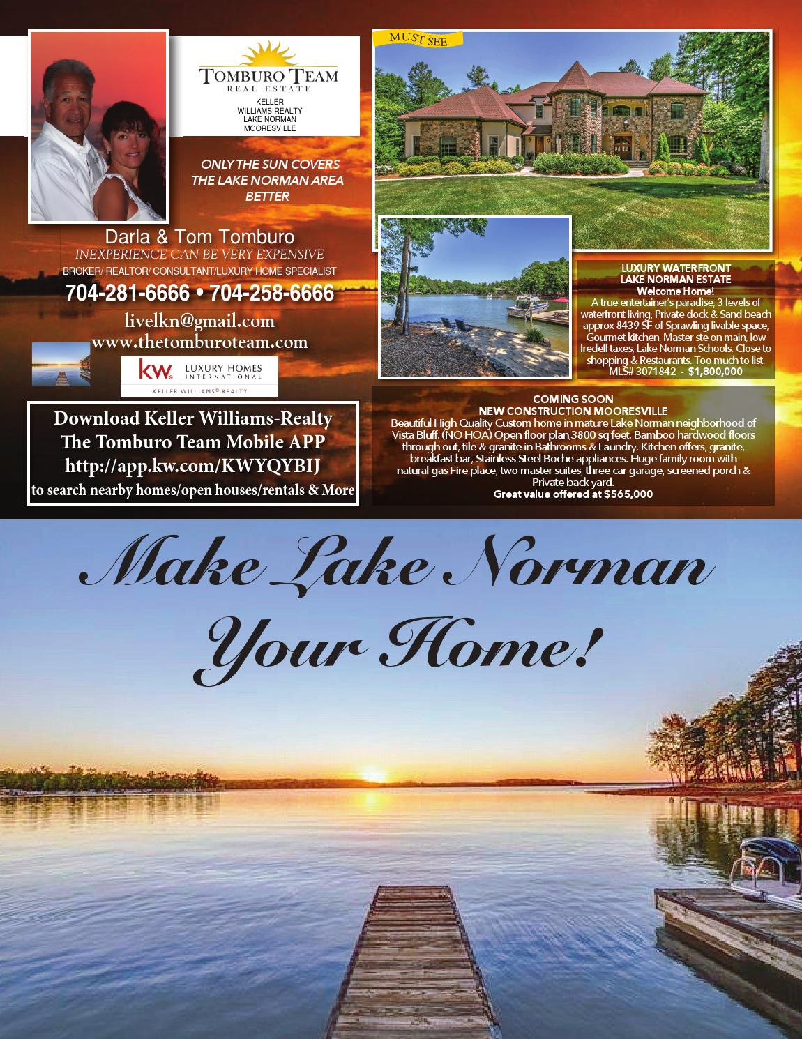The Real Estate Book Home & Lifestyle Guide of Lake Norman