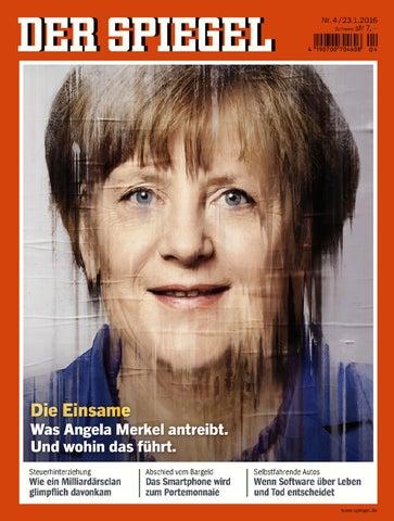 Der Spiegel Nr 4, 23 Januar 2016 By Http://webinarjeo Review.net ...