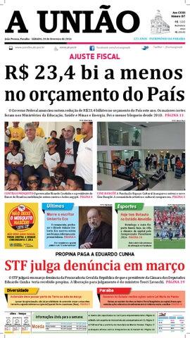 9bdebcb43b Jornal A União 20 02 16 by Jornal A União - issuu
